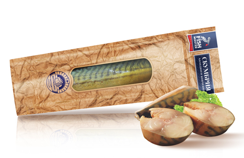 Riga Food 2015 bronze winner – FishMaster mackerel