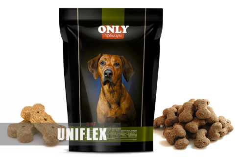 Doypacks for pet food